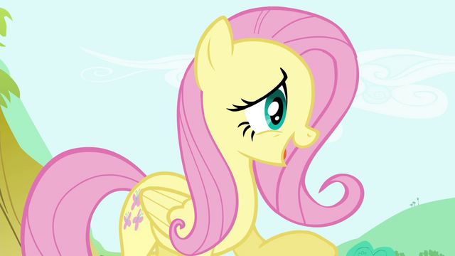 """File:Fluttershy """"It's getting awfully late"""" S4E18.png"""