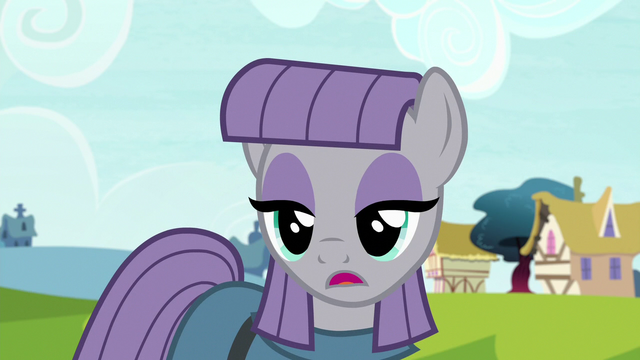 "File:Maud Pie ""that's a tortoise"" S7E4.png"
