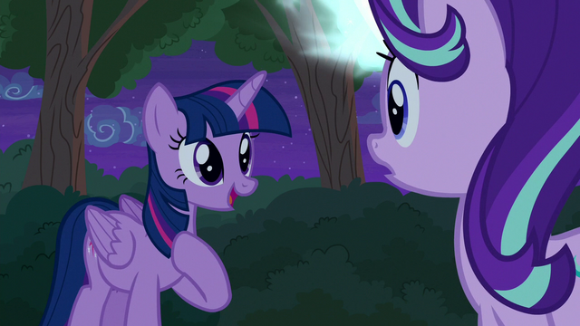 File:Thorax disguised as Twilight Sparkle S6E25.png