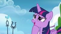 "Twilight Sparkle ""I have a plan"" S6E24"