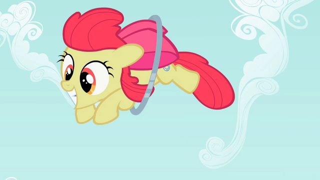 File:Apple Bloom leaping through the hoop S2E06.png
