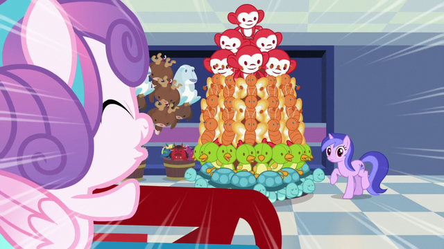 File:Flurry Heart's cart speeds toward toy display S7E3.png
