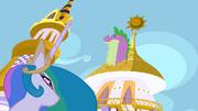 Princess Celestia Spike Twilight's Power S1E23.png