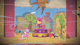 The Cutie Mark Crusaders Stage Show S01E18