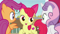 "Apple Bloom ""what other costumes did you bring"" S7E8"