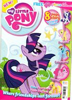MLP UK Magazine Front