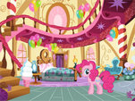 Pinkie PiePies Room