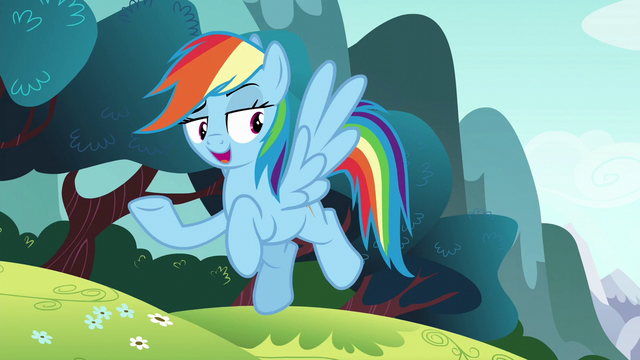 "File:Rainbow Dash ""you already know me"" S6E6.png"