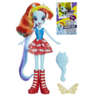 Rainbow Dash Equestria Girls standard doll