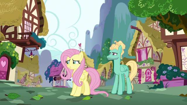"File:Fluttershy ""there won't be any fooling around"" S6E11.png"