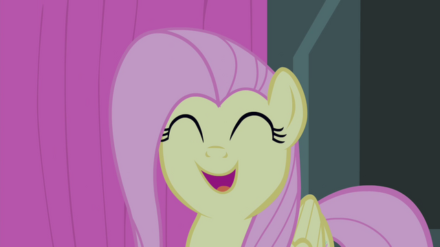 File:Fluttershy feeling happy while singing S4E14.png