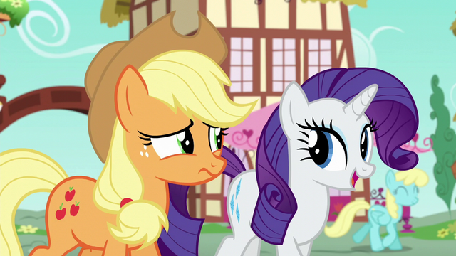 """File:Rarity """"if we are really to enjoy this"""" S6E10.png"""