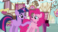 Twilight 'I'm sure Rainbow Dash still remembers' S3E07