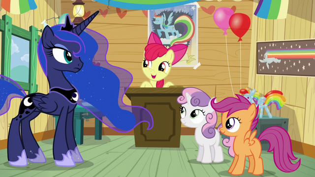 "File:Apple Bloom ""we all got pretty anxious"" S5E4.png"
