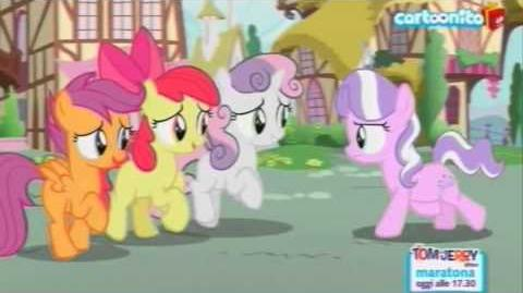 Light of Your Cutie Mark - Italian