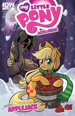 Micro Series 6 Cover B