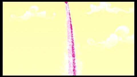 Pinkie Pie - Pinkie rocket