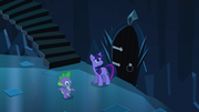 Twilight 'A doorway which leads to your worst fear' S3E2.png