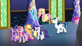 Main five walk and chat with Cadance S5E19.png