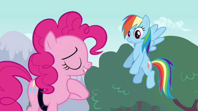 "File:Pinkie Pie ""should've been a big enough pony to admit that"" S4E12.png"