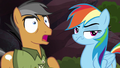 """Quibble """"what kind of Adventu-cation is this?!"""" S6E13.png"""