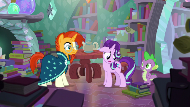 """File:Starlight """"you're not exactly proud of"""" S6E2.png"""