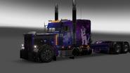 FANMADE ETS2 Pete 389 Custom - Starlight Glimmer Skin 6