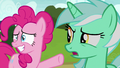 Lyra looking confused at Pinkie Pie S7E4.png