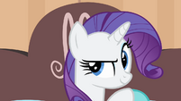 Rarity thinking S4E08