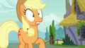Applejack in complete shock S7E9.png