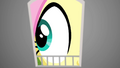 Fluttershy looking inside giant birdhouse S4E23.png