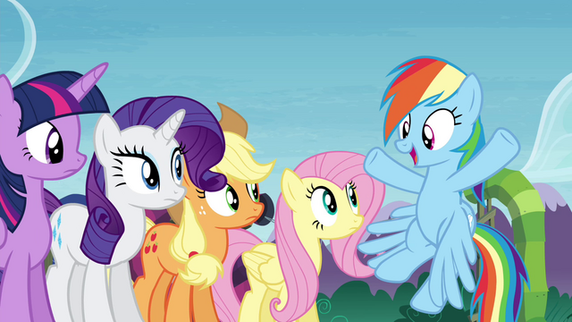 """File:Rainbow Dash """"did you see how fast"""" S4E18.png"""
