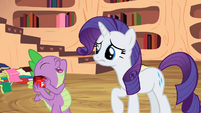 Rarity hope not S2E10