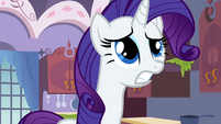 Rarity worried S2E5