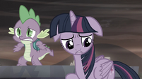 "Twilight Sparkle ""I don't know..."" S5E26"