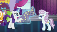 Rarity presents In-spire-ation to Architecture Pony S5E14