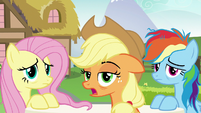 """Applejack """"the understatement of the day"""" S6E21"""