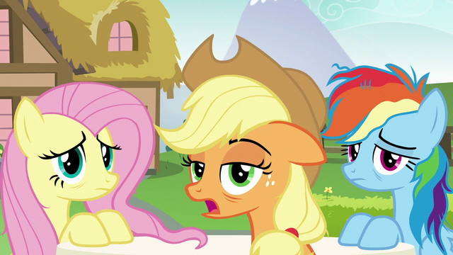"""File:Applejack """"the understatement of the day"""" S6E21.png"""
