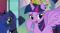 "Princess Twilight ""more than one sleepless night"" S5E10"