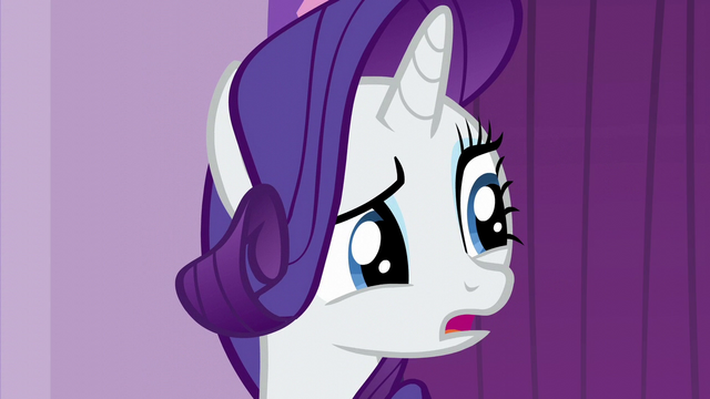 """File:Rarity """"it'll take most of our hour"""" S6E10.png"""