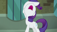 "Rarity ""their friendship could've been ruined forever!"" S5E16"