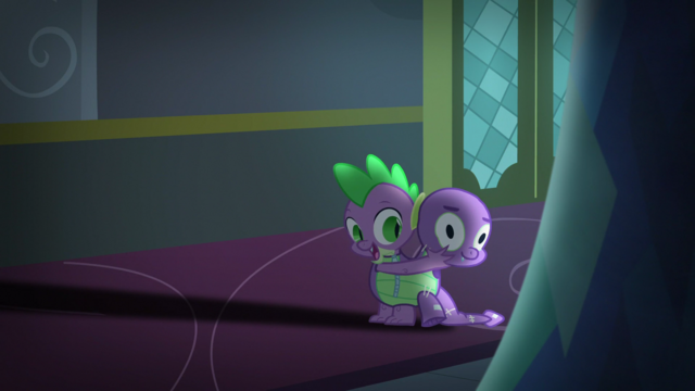 """File:Spike """"you think it's scary now"""" S5E21.png"""