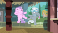 Diamond Tiara and Silver Spoon are falling down S3E4.png