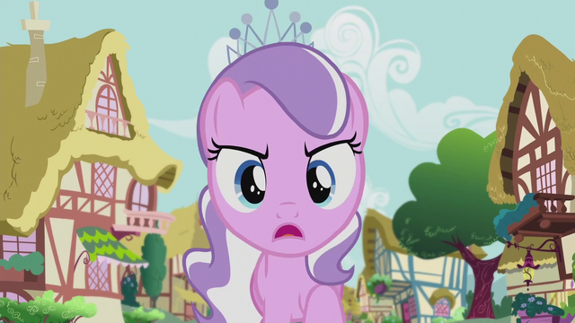 "File:Diamond Tiara sings ""I'm a diamond"" S5E18.png"