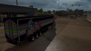 FANMADE ETS2 Pete 389 Custom - Pinkie Pie Skin 3
