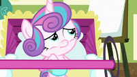 Flurry Heart starting to get restless S7E3