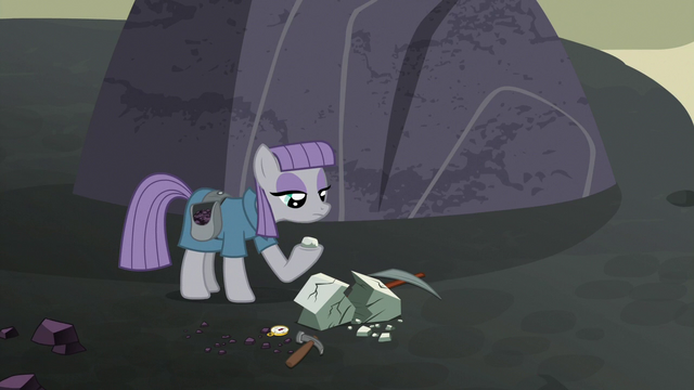 File:Maud Pie continues mining near Our Town S7E4.png