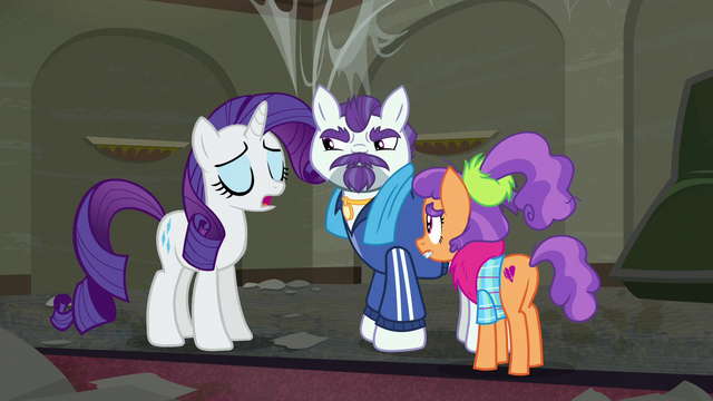 """File:Rarity """"I just don't think it's going to be possible"""" S6E9.png"""