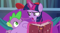"""Twilight """"I think what Spike is trying to say"""" S06E08"""