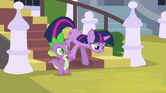 File:Twilight walks down the stairs S3E01.png
